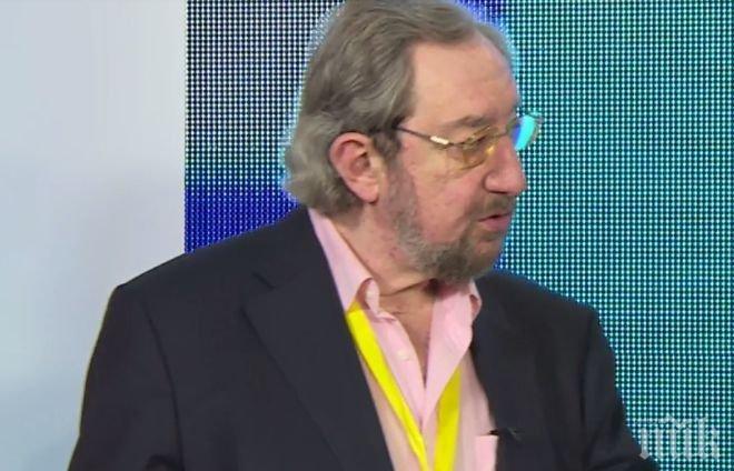 ЕКСКЛУЗИВНО В ПИК TV! Социологът Юлий Павлов: Кой отива на балотаж е ясно от обяд, интригата е дали Борисов ще хвърли оставка!