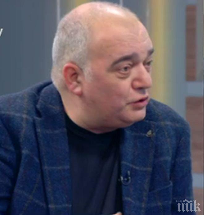 Арман Бабикян: Борисов няма на чий праг да долази, освен до този на ДПС