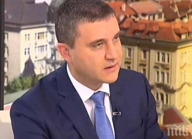 Горанов: Вероятно нищо драматично няма да се случи при смяната на различни правителства