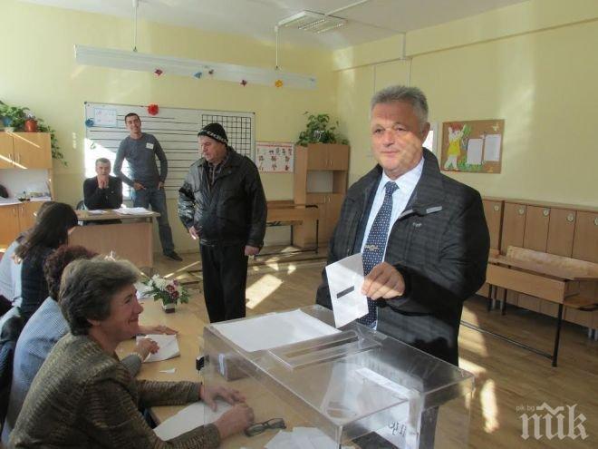 Пламен Манушев: Гласувах за това децата на България да живеят в развита и европейска страна