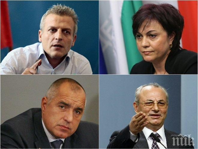 ИЗВЪНРЕДНО В ПИК! Москов изригна срещу БСП и ДПС: Правителството е възможно най-доброто, което България може да има!
