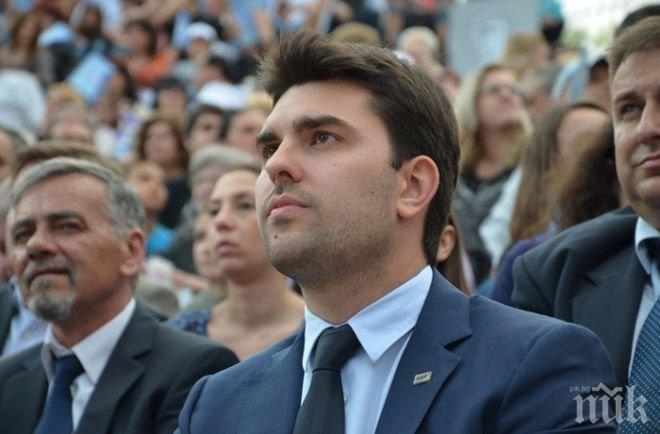 Георг Георгиев: След неделя БСП ще бъде изцяло зависима от ДПС