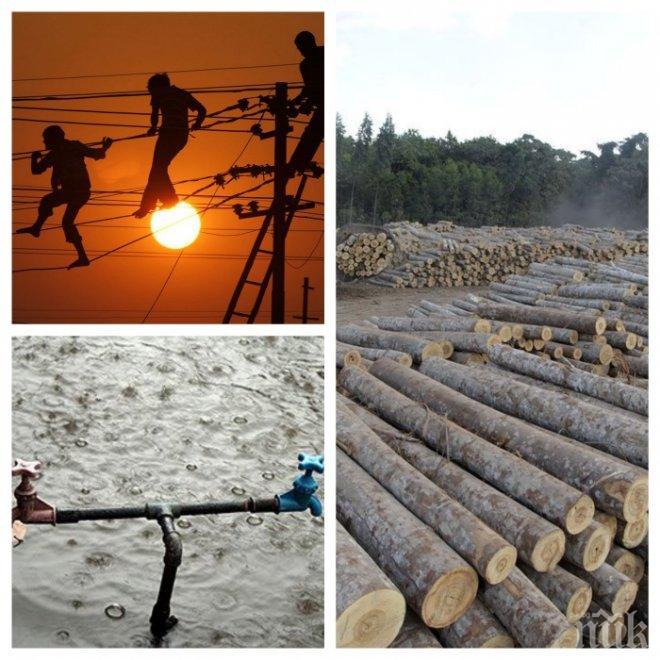 УЖАС: Глобалното затопляне ще убие 250 000 души за 20 години