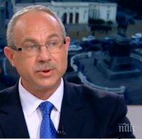 Антон Тодоров към Борисов: Оставете българите да изпият горчивата чаша, която си поръчаха