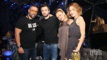 """Футболна звезда от Тайланд заби на ретро партито в """"Клуб 33"""" (СНИМКИ)"""