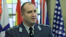 Радев: Македония е приятелска страна, очквам да подпишем споразумение с нея