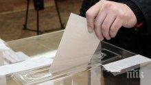 """ЕКСКЛУЗИВНО В ПИК! Кой печели, ако днес имаше избори за парламент""""? ГЕРБ остава първа политическа сила с 31,8%, БСП взима 28,9 %, според """"Алфа рисърч"""""""