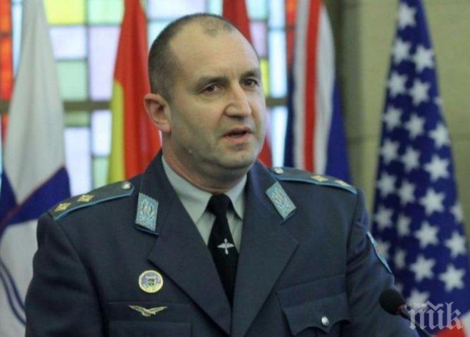 ИЗВЪНРЕДНО! САЩ протегнаха ръка на Радев: Ще работим за защита на границите и модернизацията на армията