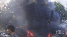 Ужас! Нов атентат в Ирак, 55 убити, 30 ранени
