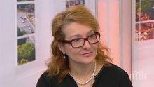 Антоанета Христова: ГЕРБ могат да обърнат посоката нагоре, ако оценят грешките си