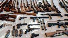 Сръбски трафиканти на оръжия създават проблем на Европа