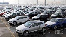 Бум на покупката на нови автомобили в България
