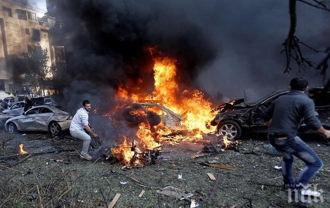 Бомбеният атентат в Кабул уби четирима