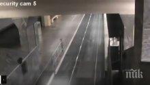 Мистерия: Камера засне влак-призрак в Лондонското метро (ВИДЕО)