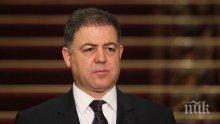 ОТ ЗОР! Херпес изби по устната на министър Ненчев (СНИМКА)