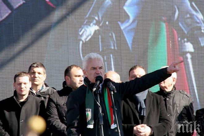 """КОДОШ ВЪВ ФЕЙСБУК! Волен готов да поема кормилото – съгласен бил да управлява с министрите в оставка от """"Борисов 2"""""""