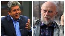 ОТКРИТО ПИСМО! Първанов поиска от Борисов да отзове Едвин Сугарев