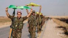 Турция издаде заповед за арест на лидера на сирийските кюрди