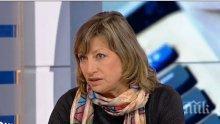 Мира Радева твърдо за мажоритарния вот: Чрез него ще се даде възможност за лична отговорност на депутатите