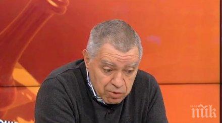 Мишо Константинов: Питам къде има такава мажоритарна система каквато се предлага при нас?! Никъде