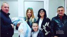 Емилия изригна: Коко Динев ме издържа на 100%! Не родих, за да го вържа, не съм от тези!