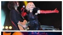 Лили Иванова поискала 8 бона да пее на концерта на Мишо Белчев