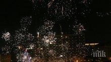 Коледната елха на София грейва утре в парка на НДК