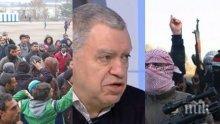 Проф. Мишо Константинов с тежки обвинения: В лагера в Харманли e имало катаджии, а не жандармерия