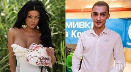 ПЪРВО В ПИК! Слух прати Емануела в леглото на Тодор Батков-младши! Певицата разкри истината във Фейсбук