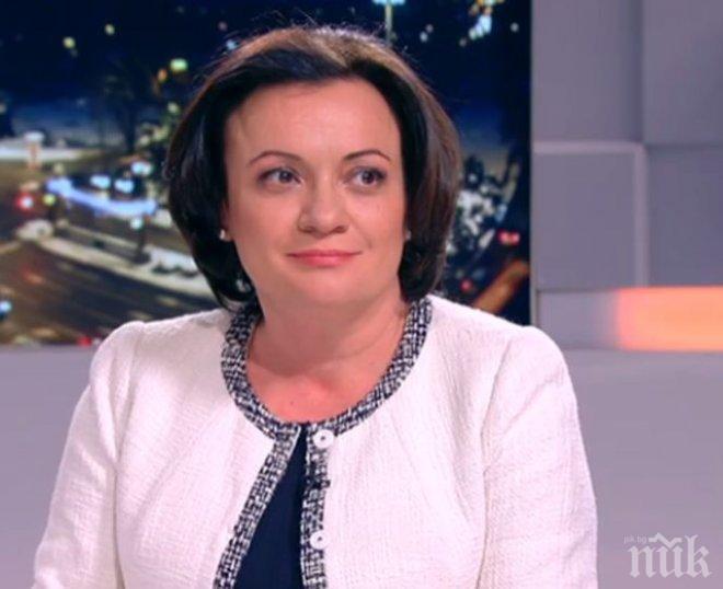 ИЗВЪНРЕДНО! Министърът в оставка Ивелина Василева разкри защо ГЕРБ отказаха на патриотите! (ОБНОВЕНА)