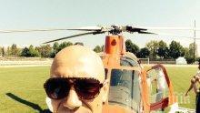 НАЙ-ПОСЛЕ! Захари Бахаров ще се бръсне! (Вижте последната снимка на актьора с брада)