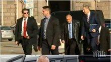 """ПЪРВО В ПИК TV! Борисов избухна за скандала с джиповете: Ще помоля Путин да ми бронира една """"Лада Нива""""! Няма да ставам пушечно месо на престъпни босове, които са ми издали смъртна присъда!"""