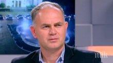 Георги Кадиев даде министър Ненчев на прокурор