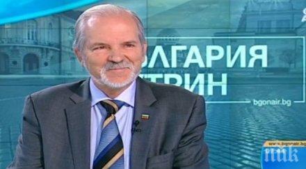 Доц. Борислав Великов: Реформаторски блок се готви за избори, надявам се да бъдем единни