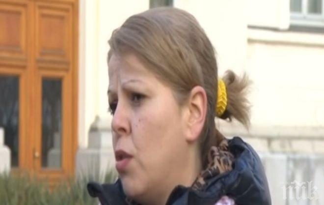 Майка на дете с увреждания изригна: След всеки протест ни вкарват в едни залички, където едни хора ни гледат тъпо и ни питат какво да направим