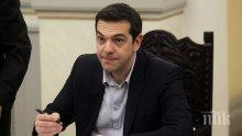 ЗА КОЛЕДА! Ципрас дава по 380 евро на пенсионерите в Гърция
