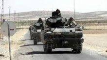 """""""Таймс"""": Турция заменя прозападни военни с проруски"""
