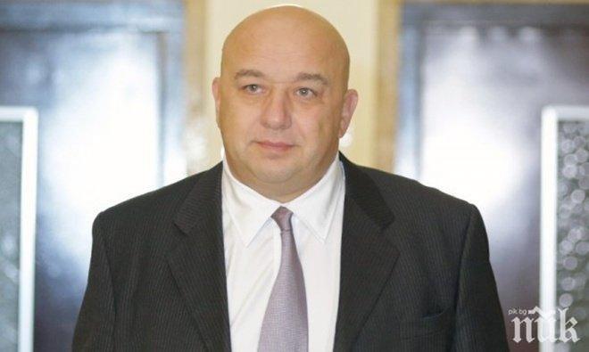 Красен Кралев доволен от ремонта на Градския стадион в Горна Оряховица