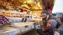 Коледен фермерски пазар предлага вкусотии в София