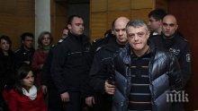 След екшъна в Русе: Арестуваха Бисер Петното
