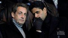 СЕНЗАЦИЯ! Никола Саркози става президент на ПСЖ
