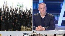 НА КОСЪМ! Станишев бил на фронта срещу ИД, терористите пробвали да превземат града, в който отседнал