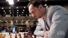 Веско Топалов спечели първата си победа в Лондон