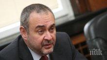 Борис Велчев: Трябва ли да има Велико Народно събрание е политически въпрос