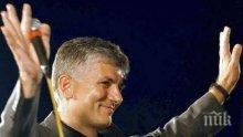 СРЪБСКАТА ПРЕСА ГРЪМНА! Разстреляният премиер Джинджич и любимият на Цеца - Аркан са планирали заедно държавен преврат
