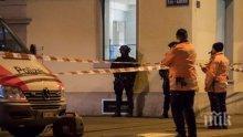 Швейцарската полиция откри тялото на стрелеца от ислямския център в Цюрих