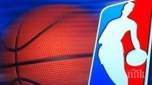 Вечер на гостите в НБА
