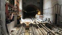 Мъж загина в московското метро