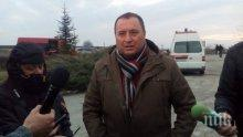 Кметът на Хитрино на срещата с Борисов: Доброто дело няма етнос, възраст и религия