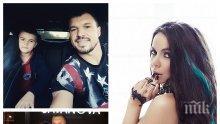 Ексклузивно в ПИК! Синът на Алисия прие Биляна Дол - Валерко сияе до новата на баща си в Дубай (СНИМКА)